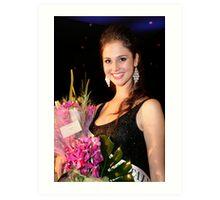 Miss Italia nel mondo - 2009 Art Print