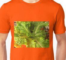 Fresh Organic Lettuce Unisex T-Shirt