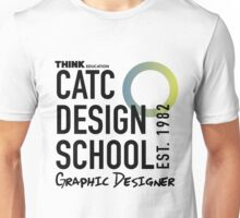 CATC Design School Graphic Designer Unisex T-Shirt