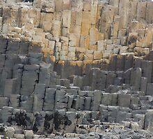 Leaning Pillars by Sandra Mangnall
