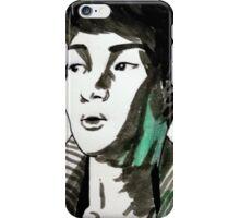 Jinki pop art iPhone Case/Skin