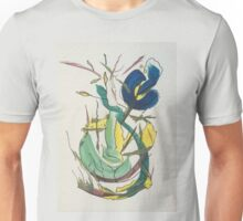 electric flower Unisex T-Shirt