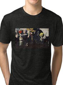 One Piece Guys Tri-blend T-Shirt