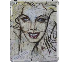 Dear Friend By Sherry Arthur iPad Case/Skin