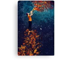 The Royal Baritonist of the Forest King Canvas Print