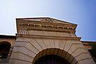 Front Door Facade by RatManDude