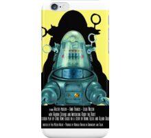 Forbidden Planet Robbie the Robot iPhone Case/Skin