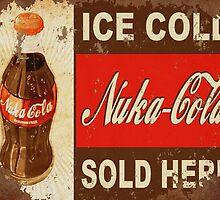 Nuka Cola by barisaxbabiez