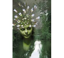 Queen of the Forest River Photographic Print