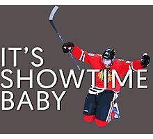 It's Showtime Baby; Patrick Kane  Photographic Print