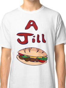 Resident Evil Remake - Jill Sandwich Classic T-Shirt