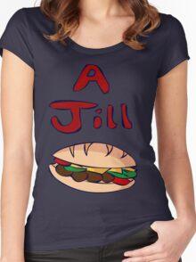 Resident Evil Remake - Jill Sandwich Women's Fitted Scoop T-Shirt
