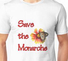 Save the Monarchs Unisex T-Shirt