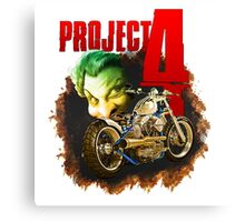 Project 4  Canvas Print