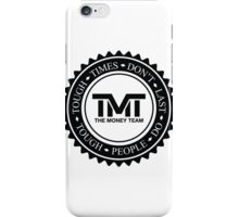 TMT iPhone Case/Skin