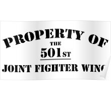 Property of 501st JFW Poster