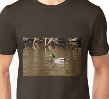 White Collar Dabbler Unisex T-Shirt