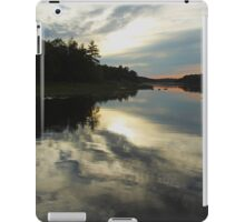 Sun Behind The Clouds iPad Case/Skin