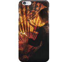 Song-Plump Brush, Dance-Drunk Ink 笔歌墨舞 Oriental Folklores #7 iPhone Case/Skin