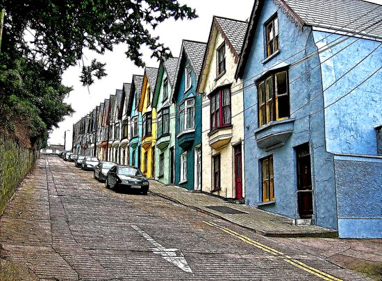 Cobh, Ireland by Kelly Cavanaugh