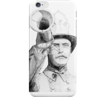 The Fireman iPhone Case/Skin