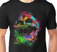 Colorful Skull Unisex T-Shirt