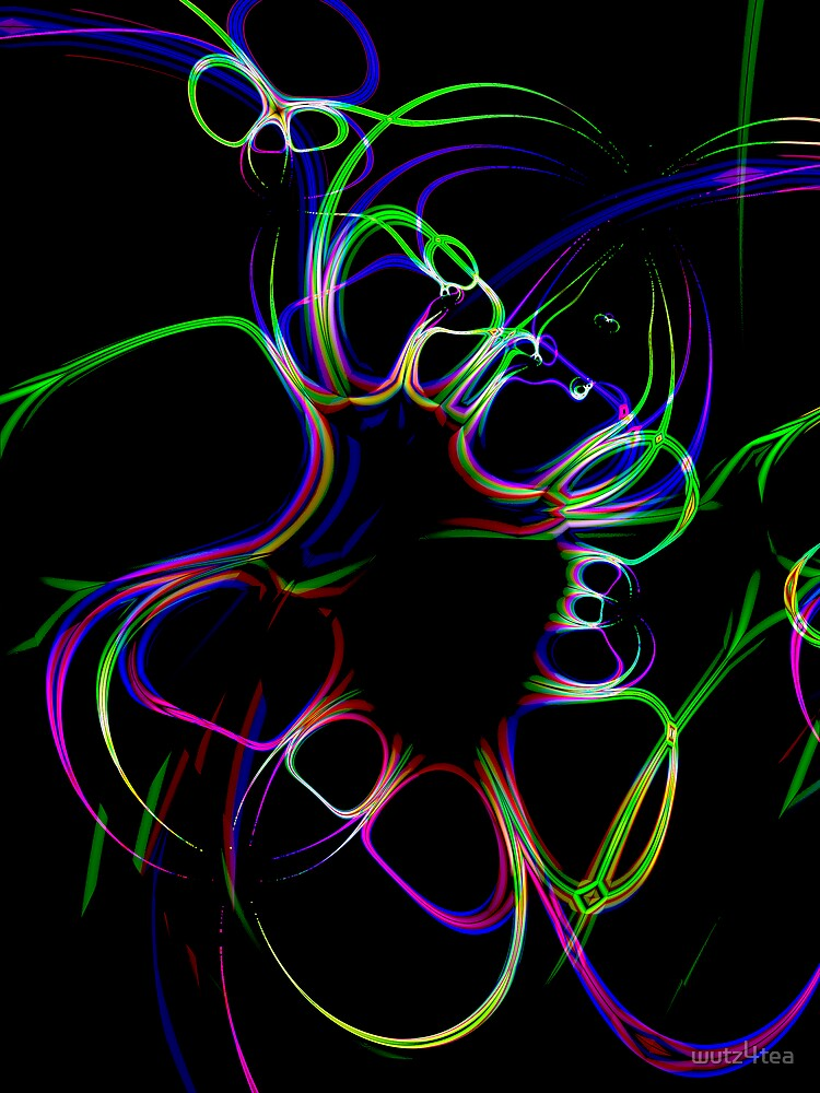 Flailing Ribbon by wutz4tea