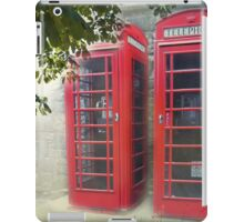 London Calling, Are we Reaching? iPad Case/Skin