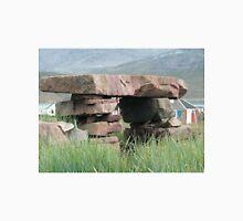 Medieval Tithe Barn, Igaliku, Greenland Unisex T-Shirt