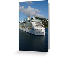 Mariner of the Seas Greeting Card