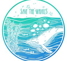 Save The Whales by charlienitram44