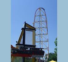 Top Thrill Dragster, Cedar Point T-Shirt