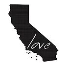 Love California by surgedesigns