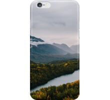 Turning of Fall iPhone Case/Skin