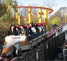 Top Thrill Dragster, Cedar Point by coasterfan94