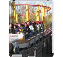 Top Thrill Dragster, Cedar Point iPad Case/Skin