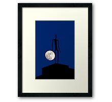 Gormley Moon 1 Framed Print
