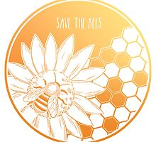 Save The Bees by charlienitram44