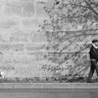 Walking the dog by MarkJeremy