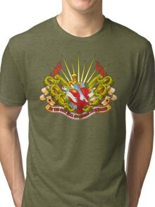 The Only Hell Mk II Tri-blend T-Shirt