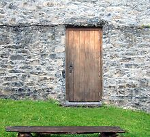 Side Entrance at Ross Castle by jrhall19
