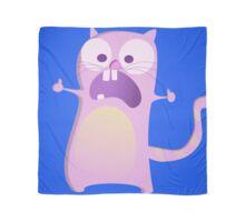 Purple Cat Scarf