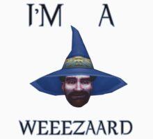 I'm a WEEEEZZZZZAAARDDD! by Yami2ki