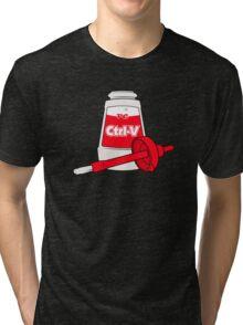 Nerd Paste Tri-blend T-Shirt