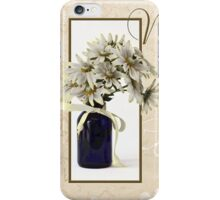 Mother's Day Wishes - Daisies iPhone Case/Skin