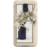 Mother's Day Wishes - Daisies Samsung Galaxy Case/Skin