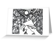 All love letters are ridiculous... Greeting Card