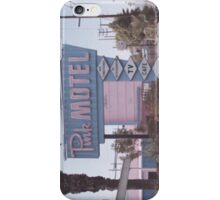 Halsey Ghost Pink Motel Phone Case iPhone Case/Skin