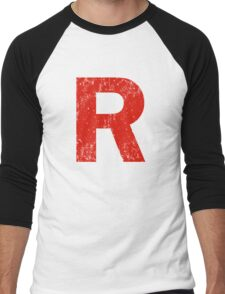 Rocket Men's Baseball ¾ T-Shirt