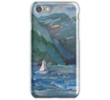 LITTLE CHOPPY(C2014) iPhone Case/Skin